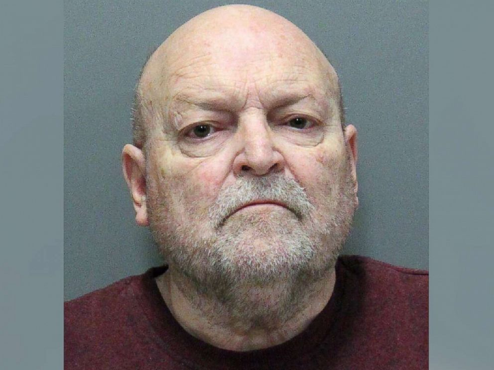 PHOTO: John Arthur Getreu, 74, of Hayward, Calif., is pictured in an undated booking photo released by the Santa Clara Sheriffs Office.
