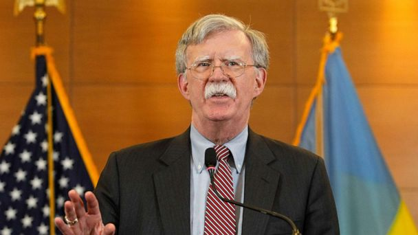 'Start Here': Bolton ousted as national security adviser and Russia downplays reports of suspected CIA spy
