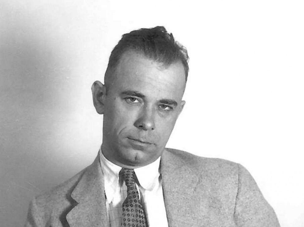 Resultado de imagen para John Dillinger