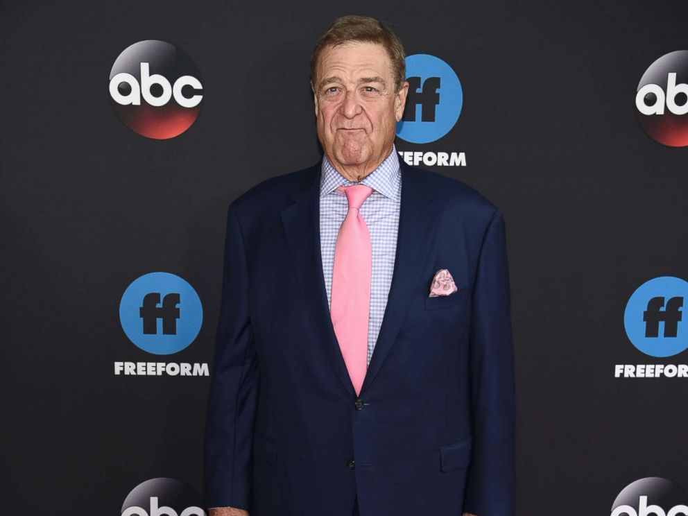 PHOTO: John Goodman attends the 2018 Disney, ABC, Freeform Upfront at Tavern On The Green, May 15, 2018, in New York City.