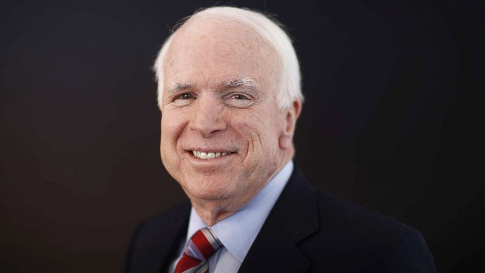 John McCain, Arizona senator and Vietnam war hero, dies at 81
