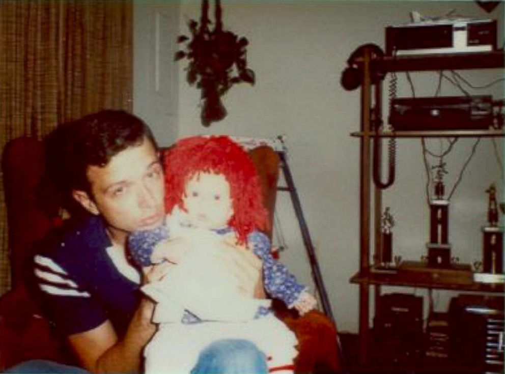 PHOTO: A photo released by the F.B.I. shows Virginia State Trooper Johnny Rush Bowman with his daughter Nikki as a baby.