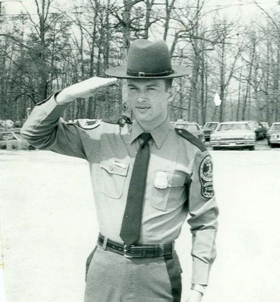 PHOTO: A photo released by the F.B.I. of Virginia State Trooper Johnny Rush Bowman who was murdered in Manassas, Va., Aug. 19, 1984.