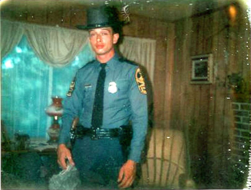 PHOTO: A photo released by the F.B.I. shows Virginia State Trooper Johnny Rush Bowman in uniform.