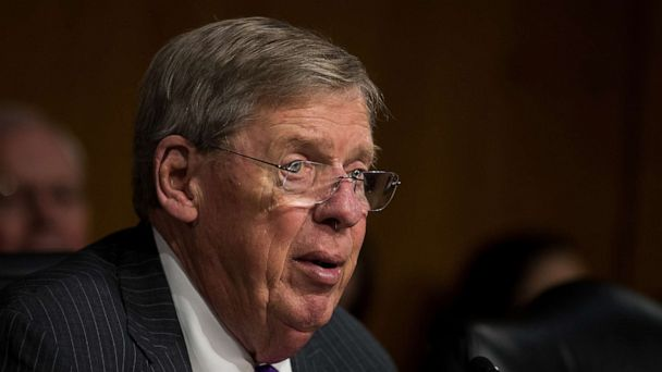 Republican Sen. Johnny Isakson to retire in December because of health issues