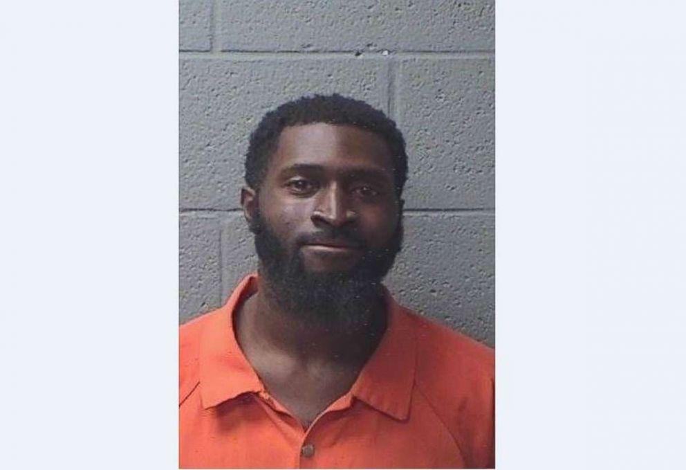 Tyshon Demontrea Johnson, 27, escaped from Orangeburg County Detention Center in South Carolina on Saturday, May 19, 2018.