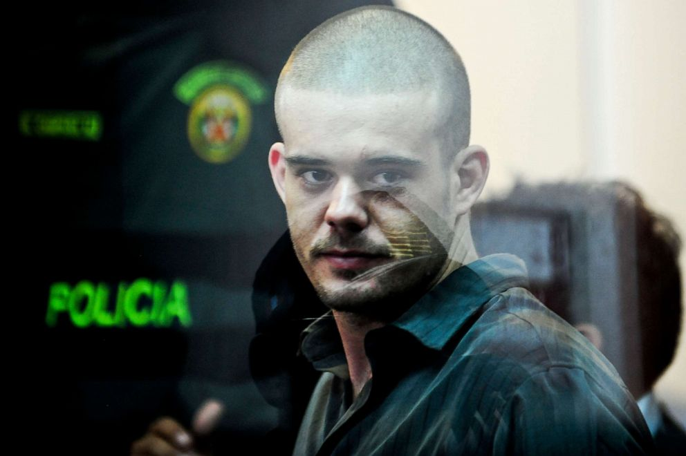 PHOTO: A Jan. 6, 2012 file photo of Dutch national Joran Van der Sloot during his preliminary hearing in court in the Lurigancho prison in Lima, Peru.