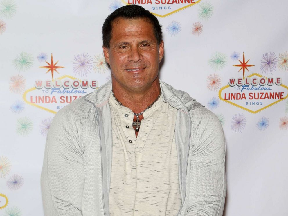 PHOTO: Former Major League Baseball player Jose Canseco attends the debut of Linda Suzanne Sings Divas of Pop at the South Point Hotel & Casino on Oct. 15, 2017 in Las Vegas, Nevada.