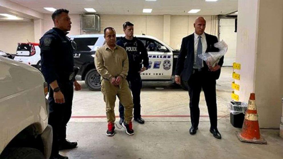 Angeblichen Serienmörder auf der Flucht, seit 2003 wieder in Haft