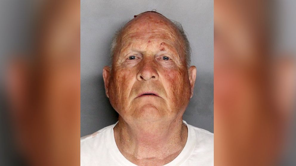 "Joseph James Deangelo, known as ""The Golden State Killer,"" is seen in this police booking photo, April 25, 2018, after being apprehended."