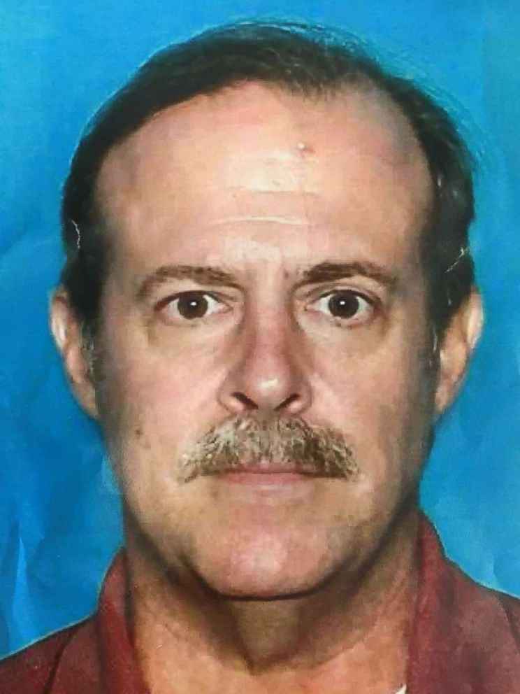 PHOTO: A handout photo made available on Aug. 1, 2018 by the Houston Police shows Joseph James Pappas, 62, who is suspected of allegedly murdering Dr. Mark Hausknecht, a former doctor of George H.W. Bush, in Houston on July 20, 2018.