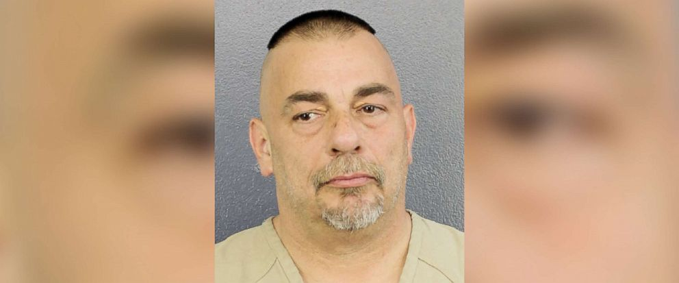 PHOTO: Joseph Edward Traeger is pictured in this undated photo released by Broward Sheriffs Office.
