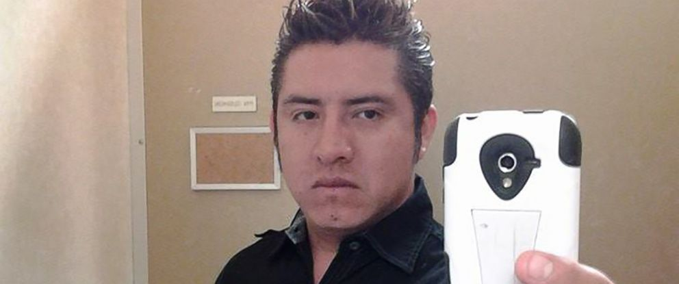 PHOTO: Josue Zurita, 31, is seen in a photo posted to his Facebook account on Oct. 12, 2014.