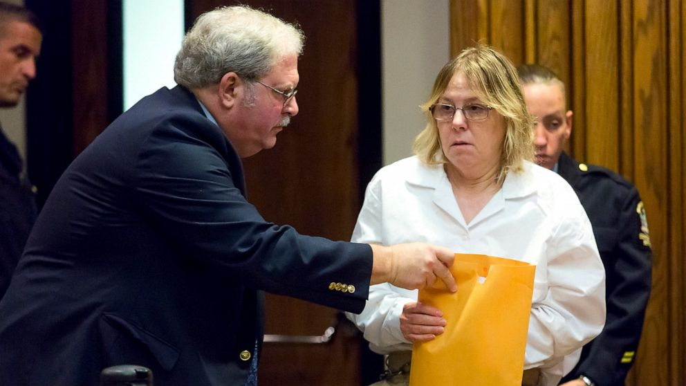 Joyce Mitchell set for prison release 5 years after helping convicted killers escape