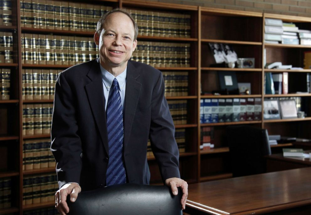 PHOTO: This June 27, 2011, file photo shows Santa Clara County Superior Court Judge Aaron Persky in San Francisco.