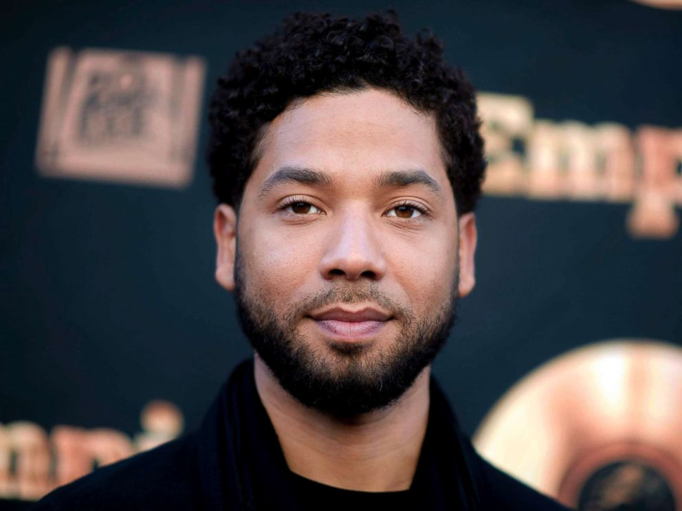 PHOTO: Jussie Smollett attends an Empire event in Los Angeles, May 20, 2016.