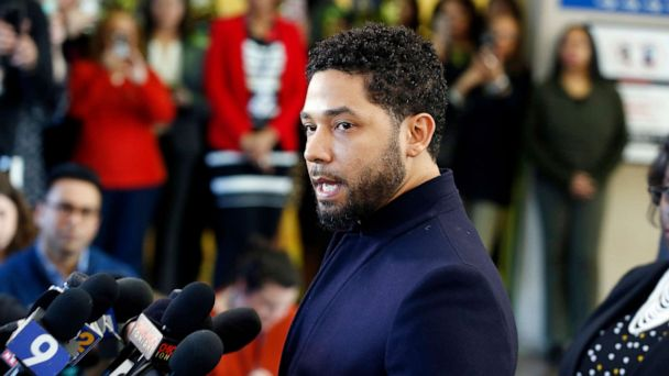 Photo evidence, other documents related to 'Empire' actor Jussie Smollett's criminal investigation released