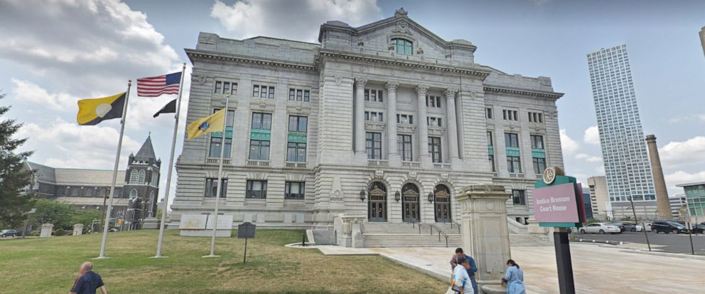 PHOTO: The William T. Brennan Courthouse in Jersey City, N.J., is pictured in a Google Street View image captured in 2018.