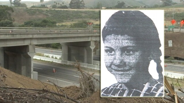 VIDEO: California authorities search for body of Ramon Price, who went missing in 1961.