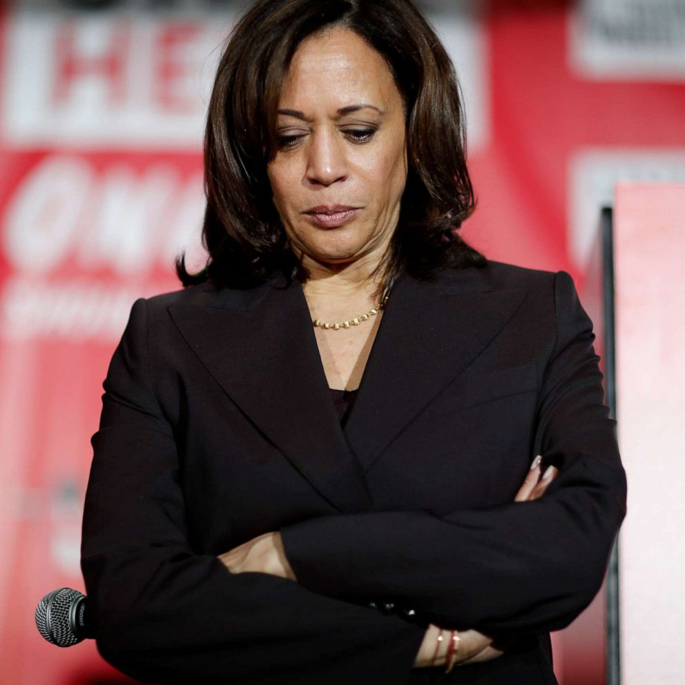 Sen Kamala Harris Questions Whether America Would Elect A Woman Of Color As President Abc News