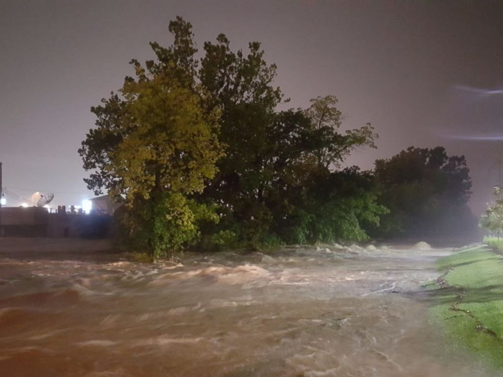 At Least 160 Water Rescues 1 Death In Kansas City Area