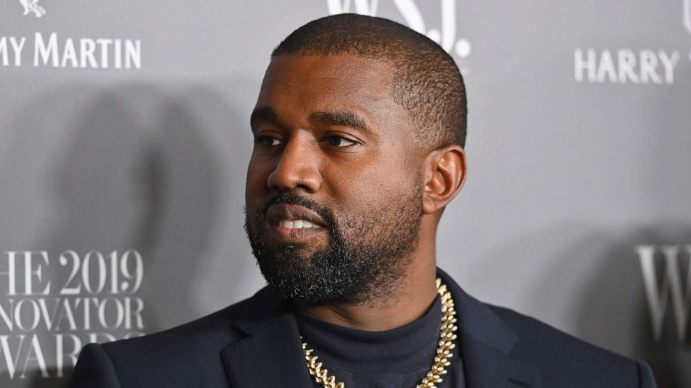 Kanye West announces he's running for president - ABC News