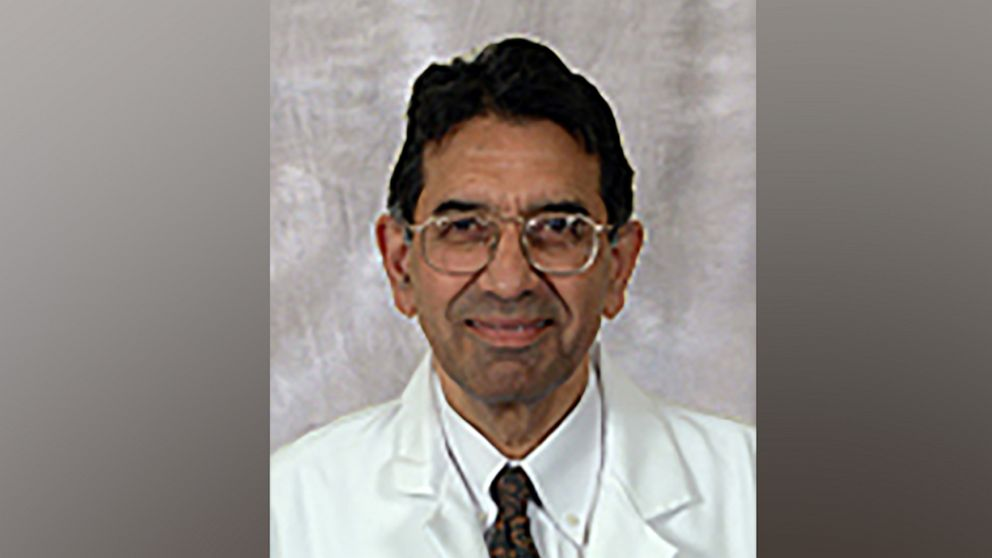 New Jersey doctor who was 'giant' in field of infectious diseases dies of COVID-19 in India