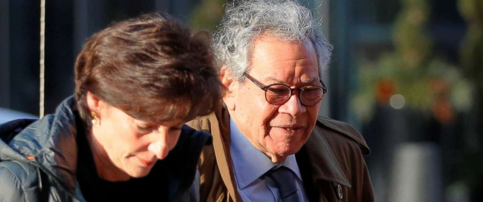 PHOTO: John Kapoor, the founder of Insys Therapeutics Inc, arrives at the federal courthouse for the first day of the trial, in Boston, Jan.28, 2019.