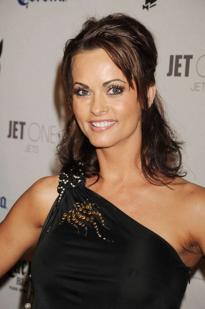 PHOTO: Karen McDougal in Phoenix, Feb. 2, 2008.