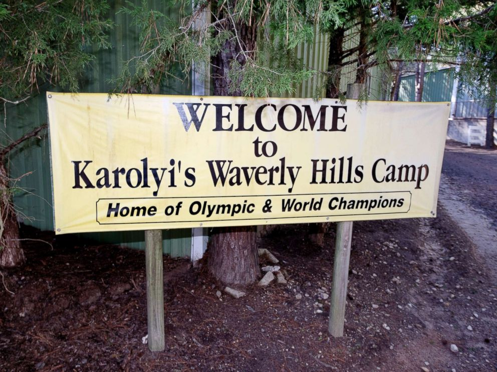 PHOTO: Karolyi Ranch is pictured on Jan. 26, 2011 in Huntsville, Texas.