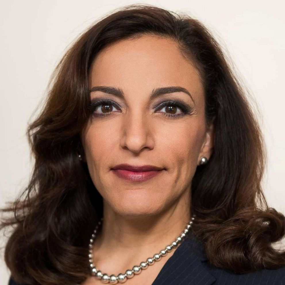 PHOTO: A headshot of Katie Arrington is seen in this handout photo obtained by Reuters on June 23, 2018.