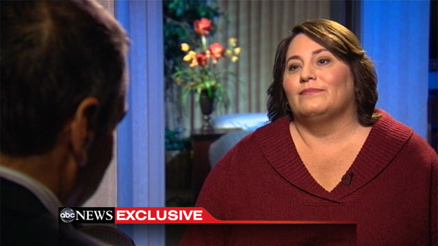 "PHOTO: Debbie Franklin, juror No. 5 in the Conrad Murray trial, speaks out exclusively to ""Good Morning America"" about the tense moments inside the jury room."