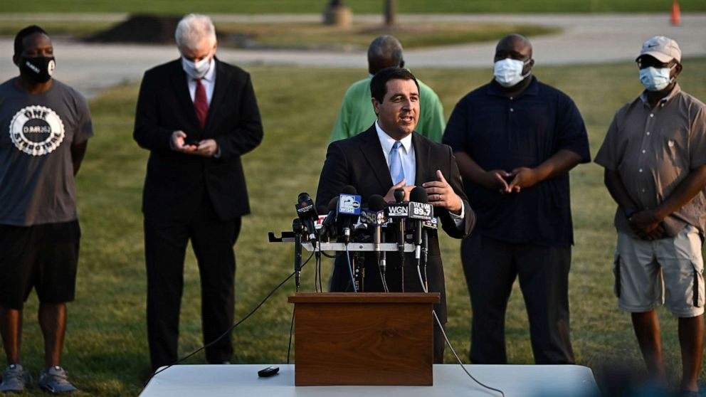 Probe of Jacob Blake police shooting in final stages, says Wisconsin AG thumbnail