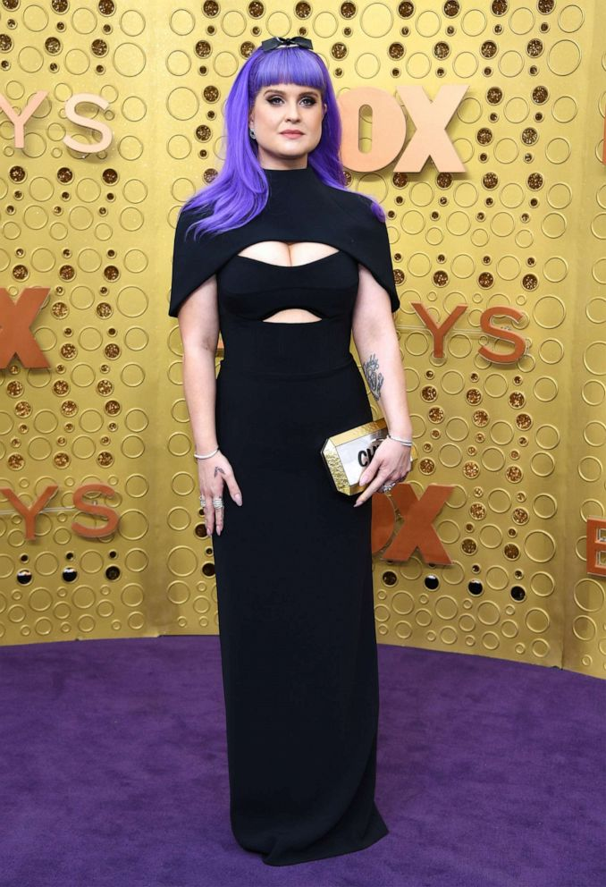 PHOTO: Kelly Osbourne attends the 71st Emmy Awards at Microsoft Theater on September 22, 2019 in Los Angeles, California.