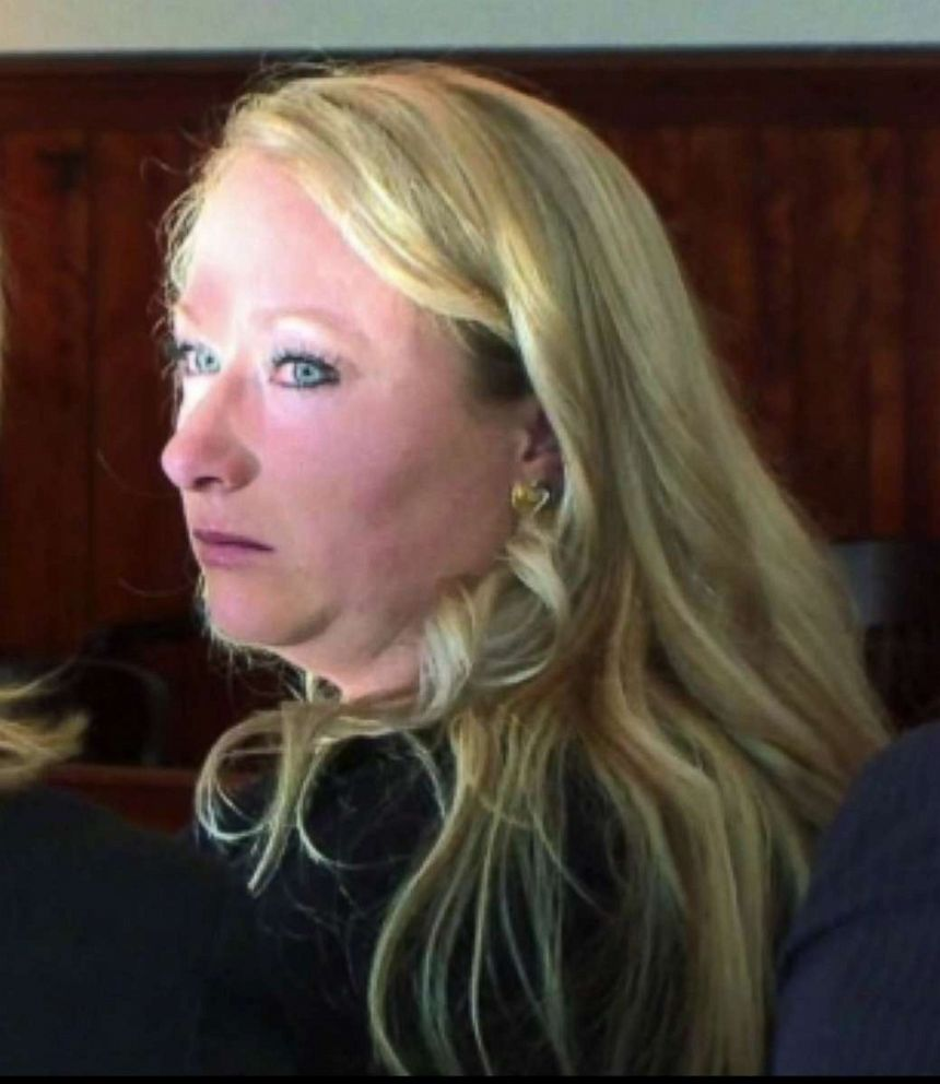PHOTO: In this screen grab from a video, Krystal Lee is shown in court in Cripple Creek, CO.