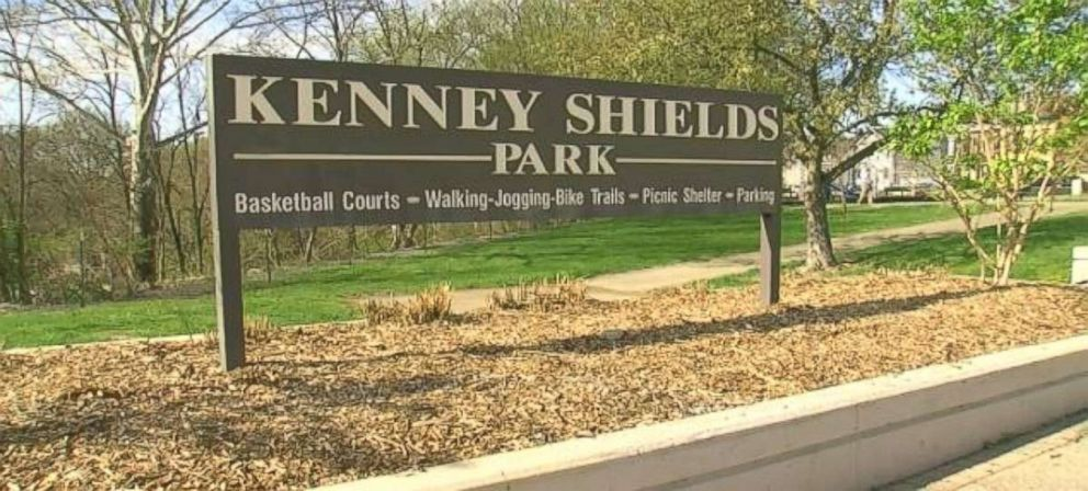 Homer Howard, 83, was found in Kenney Shields Park in Covington, Kentucky, on Friday, April 20, 2018, after going missing from his home in Ohio.
