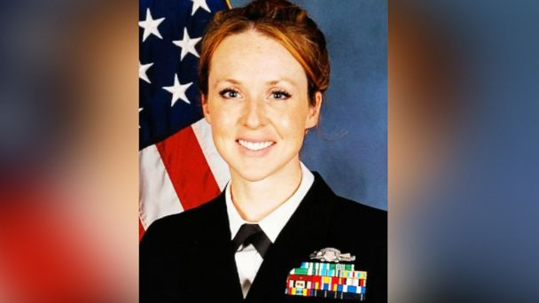 Warrior, mother, cancer survivor: Navy cryptologist killed in Syria laid to rest at Arlington National Cemetery