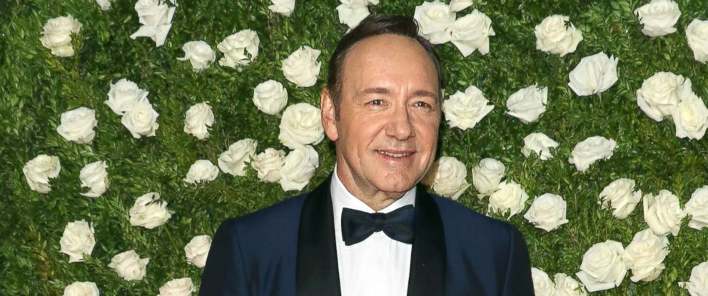 PHOTO: Actor Kevin Spacey attends the 71st Annual Tony Awards at Radio City Music Hall on June 11, 2017, in New York City.