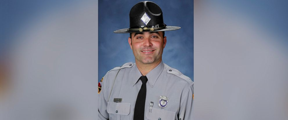 PHOTO: An undated photo of North Carolina State Trooper Kevin Conner who was shot dead Oct. 17, 2018.
