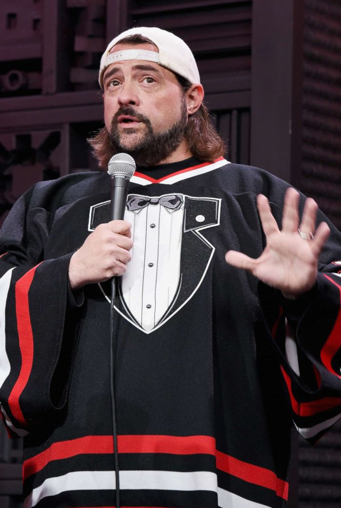 Kevin Smith was 'filled with a sense of calm' even as ...
