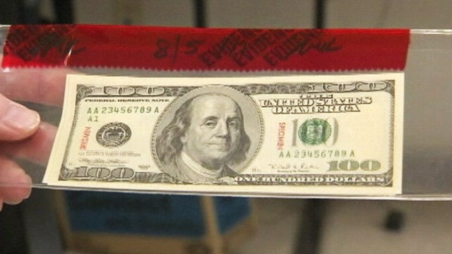 Master Counterfeiter Prints Virtually Undetectable Fake $20s