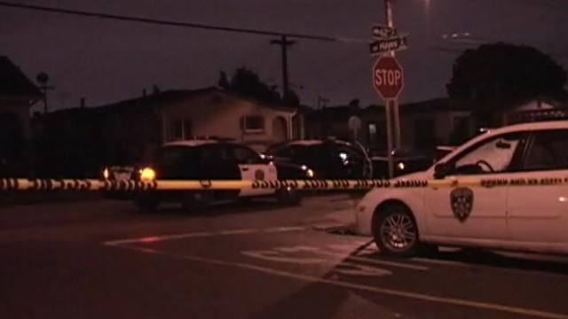 VIDEO: Oscar Grants cousin, Tony Jones, 24, recuperating in Oakland, Calif., hospital.