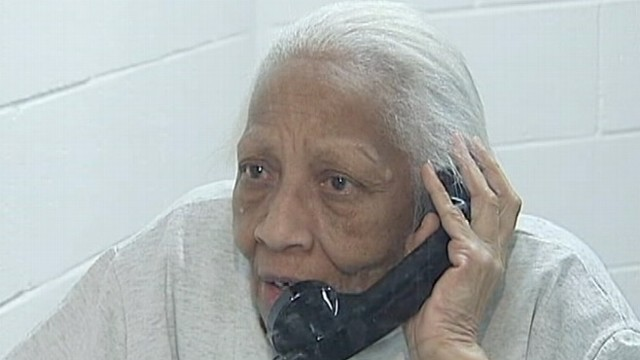 VIDEO: Doris Payne, 80, is coming to the end of her 5-year sentence for stealing a ring.