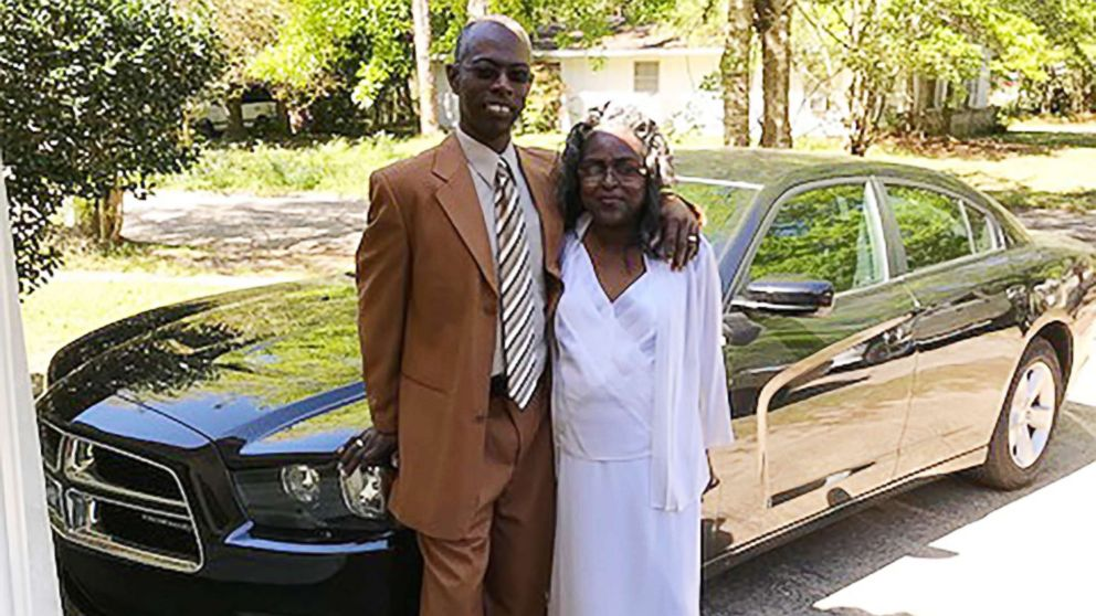 Eddie and Donnie Drummond, pictured in this undated photo, have been married for 32 years. Donnie Drummond was told she had kidney failure in 2015.