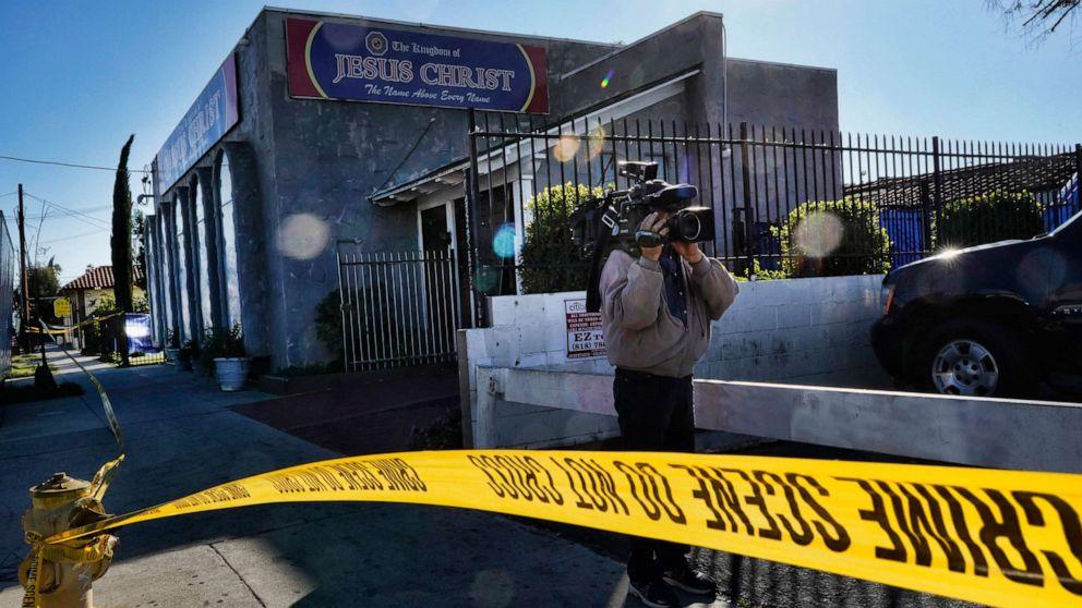 FBI Verhaftungen Filipino Führer der Kirche in Einwanderer Menschenhandel Betrug