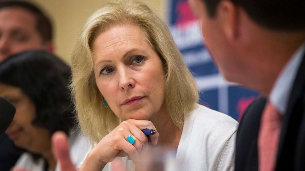 Sen. Kirsten Gillibrand drops out of the presidential race thumbnail