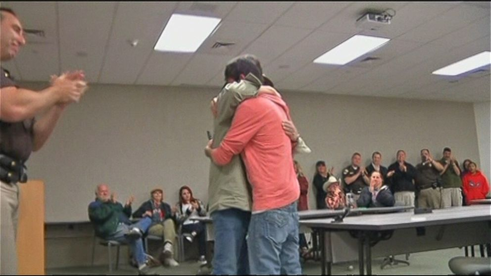 Local Car Auctions >> Son Of Fallen Sheriff S Deputy Is Given Dad S Squad Car At