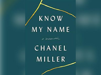 PHOTO: Know My Name: A Memoir by Chanel Miller.