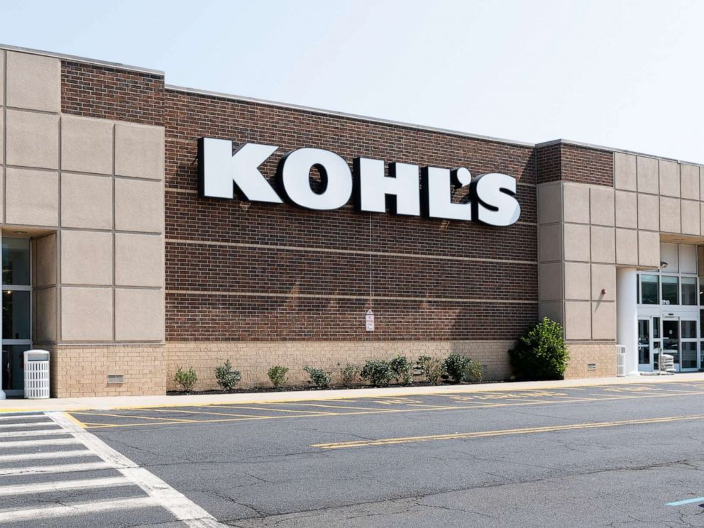 You can return Amazon items at Kohl's stores starting in July