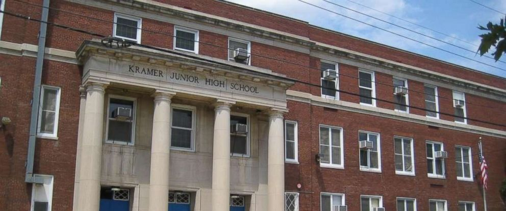 PHOTO: Kramer Middle School in Washington D.C.
